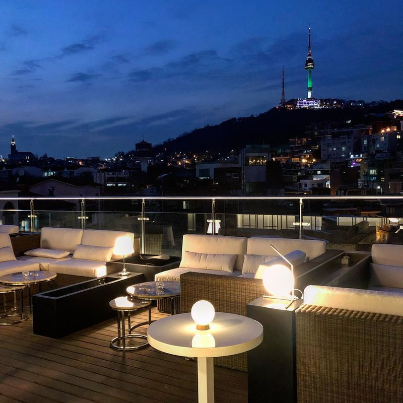 The Finest Lounge 屋頂照