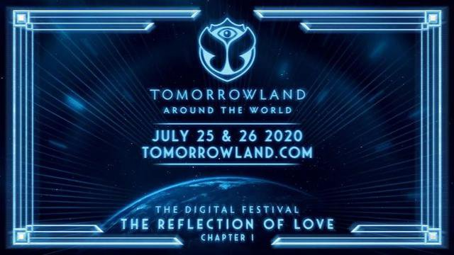 """Tomorrowland Around the World"" due to be held in July. Check out these stunning virtual stages!"