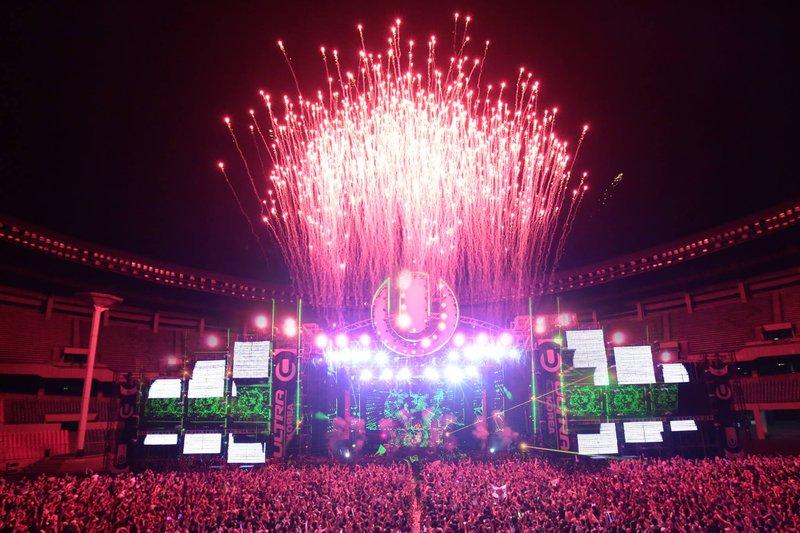 Ultra Music Festival Korea