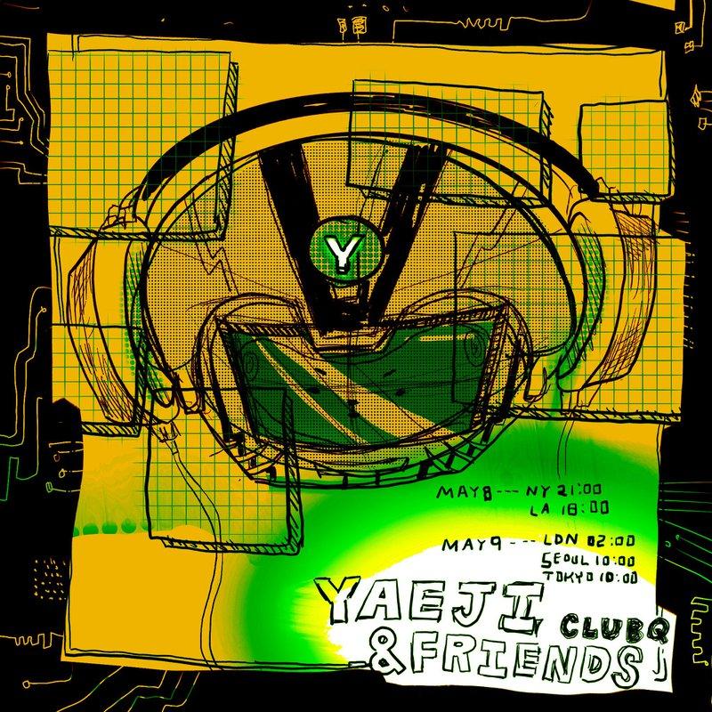 Yaeji Club Q poster