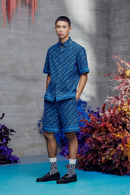 Dior Hommes Resort 2021 look 18