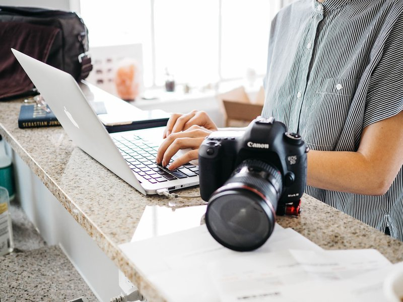 how to create photography online course vis gurucan