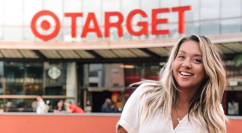 customer at target