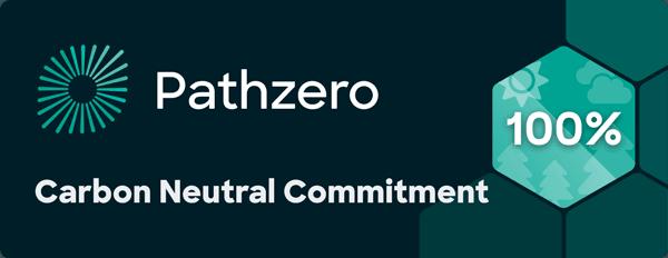 Kuriet's 100% Carbon Neutral Commitment with Pathzero