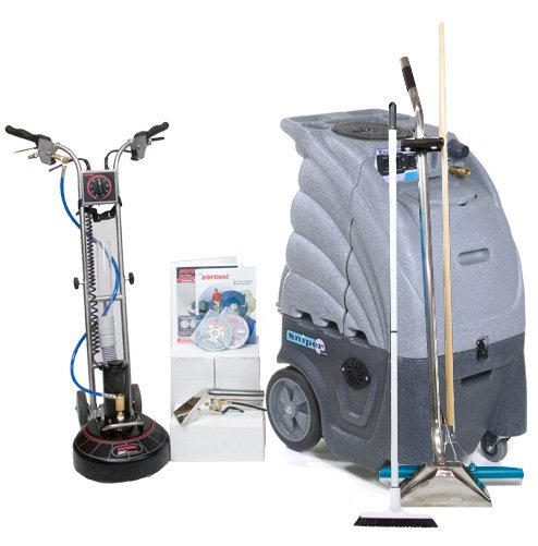 Carpet Cleaning Business Equipment: Everything You Need