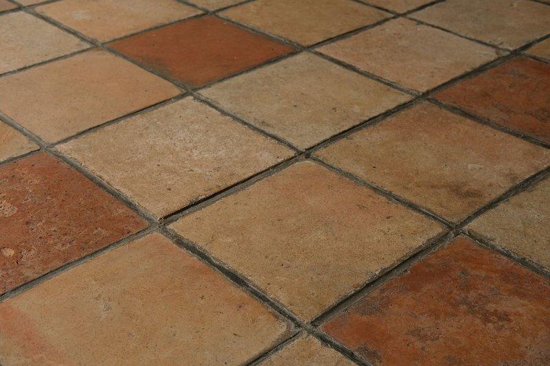 Stain Ceramic Tile