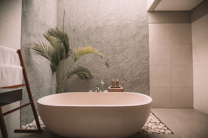 Bleach Bathtub