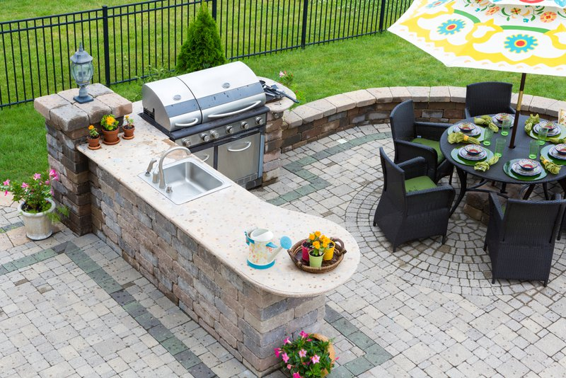 Is an Outdoor Kitchen a Good Investment?