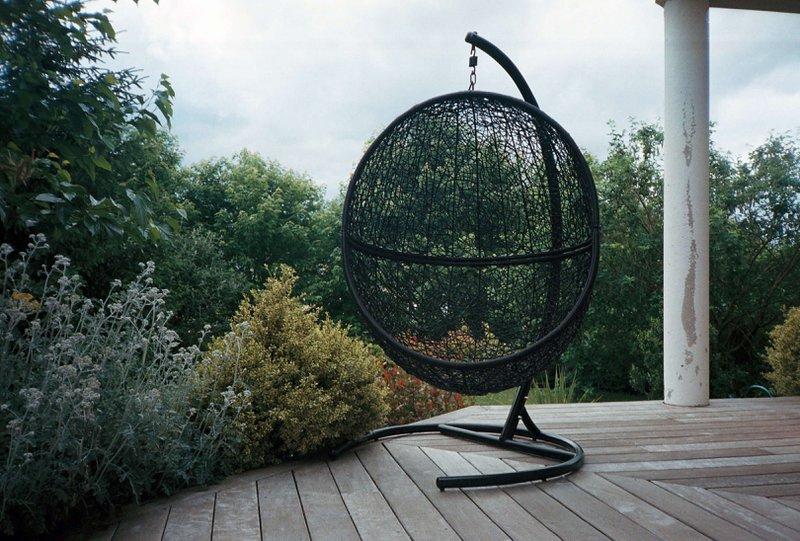 Backyard Items: Cocoon Chair