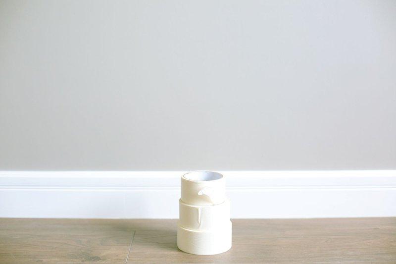 Masking tape for moving
