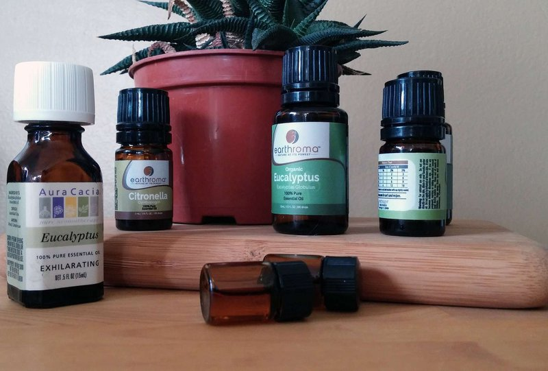Essential Oil to Keep Mosquitoes Away