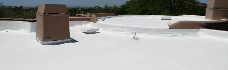 Why Are There Bubbles In My Flat Roof?