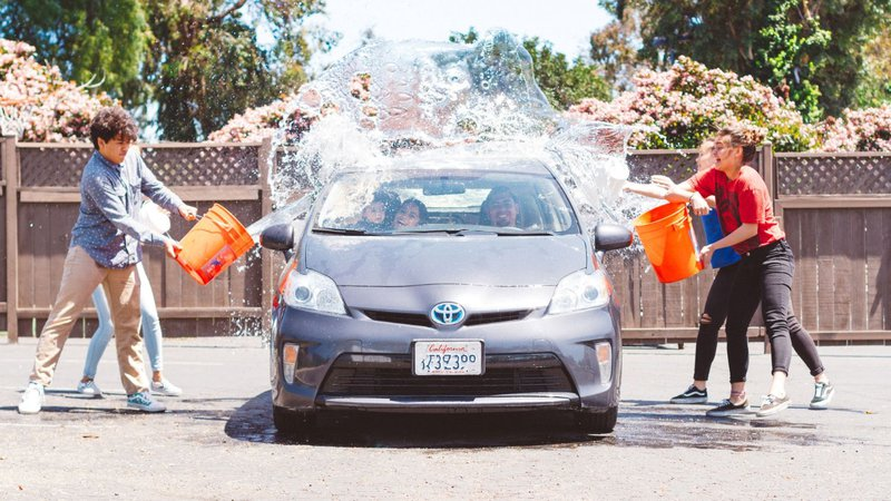 Family Reunion Fundraising Ideas : Car Wash