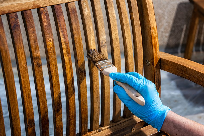 How To Strip Wood Furniture