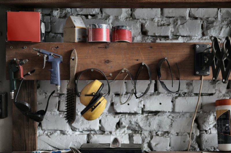 Garage Organizing Plans