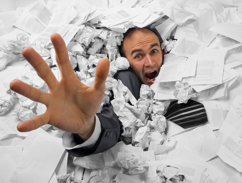 Going Paperless In The Office