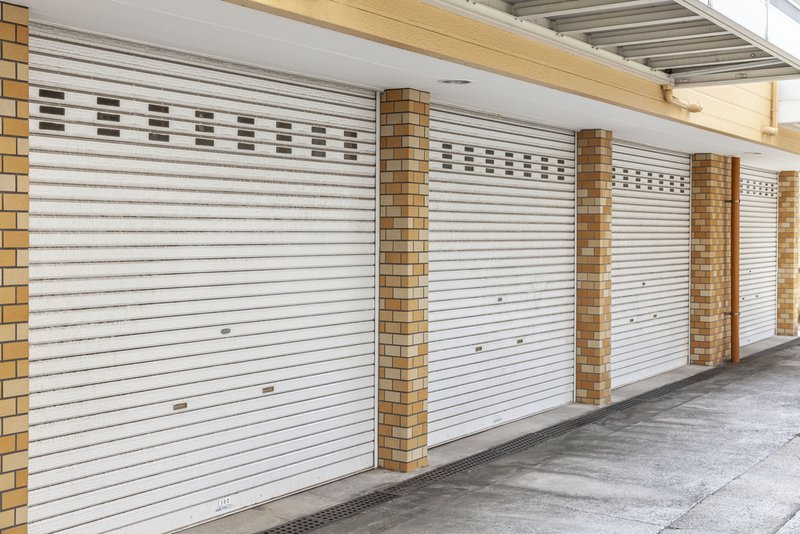 Sectional Roll-Up Door vs Roll-Up Garage Doors