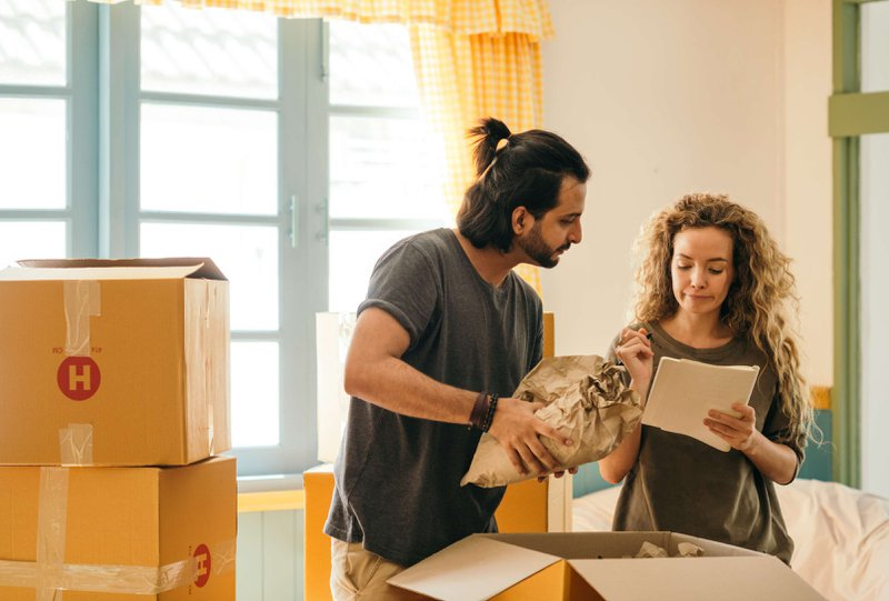 What to do When Getting to a New Home