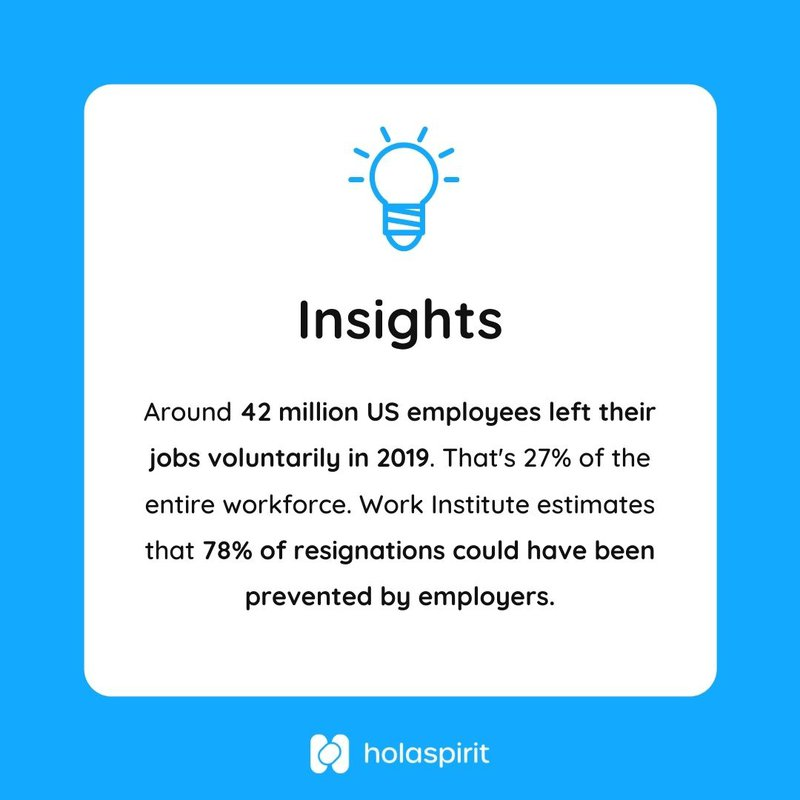 Work Institute provides insights on employee retention rates
