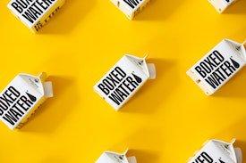 Boxed Water Branding