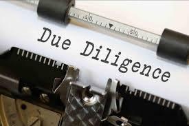 Offering Memorandum Due Diligence