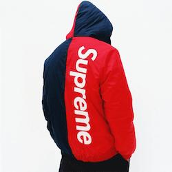 Streetwear jacket