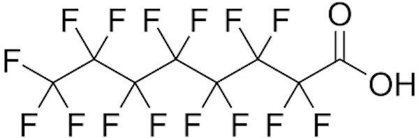Tyco Perfluorooctanoic acid