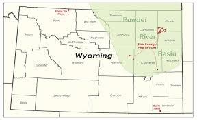energy powder river basin
