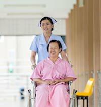 senior housing caregiver