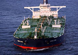 shipping industry crude carrier