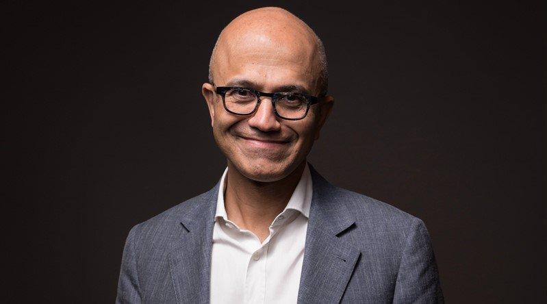 Satya Nadella, Microsoft's CEO