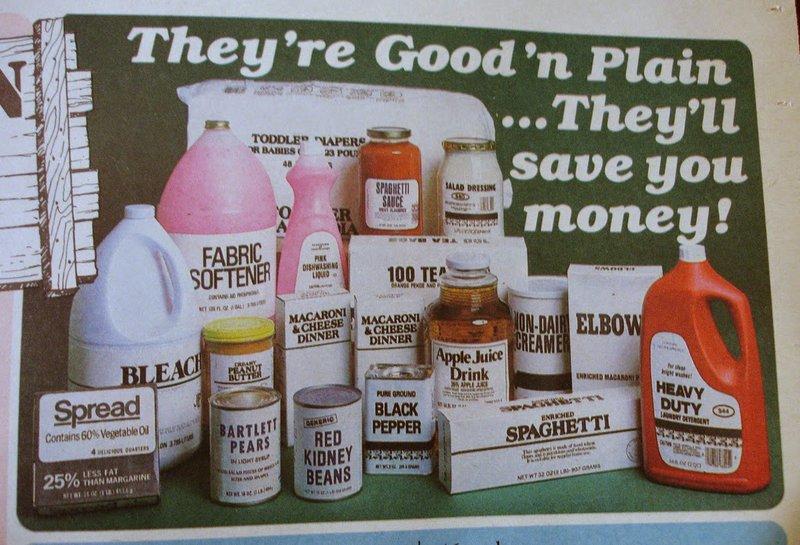Several generic brands