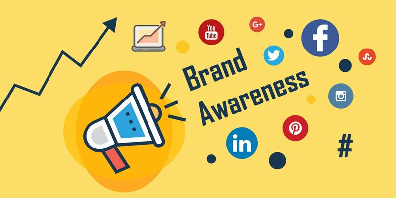 Picture showing how CEO branding influences brand awareness.