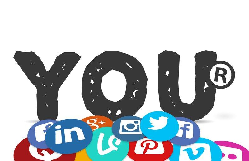 Social media for personal branding.