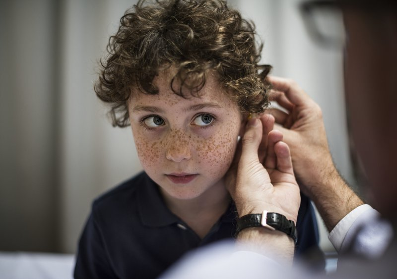 Hearing aids and children