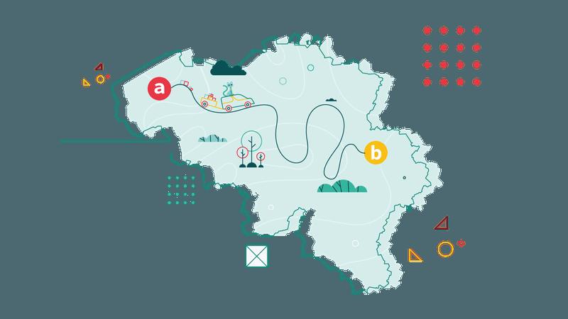 Verhuizen binnen België