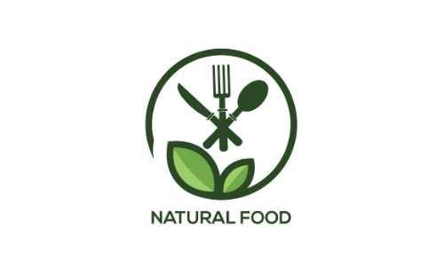 Logo Imagotipo Natural Food