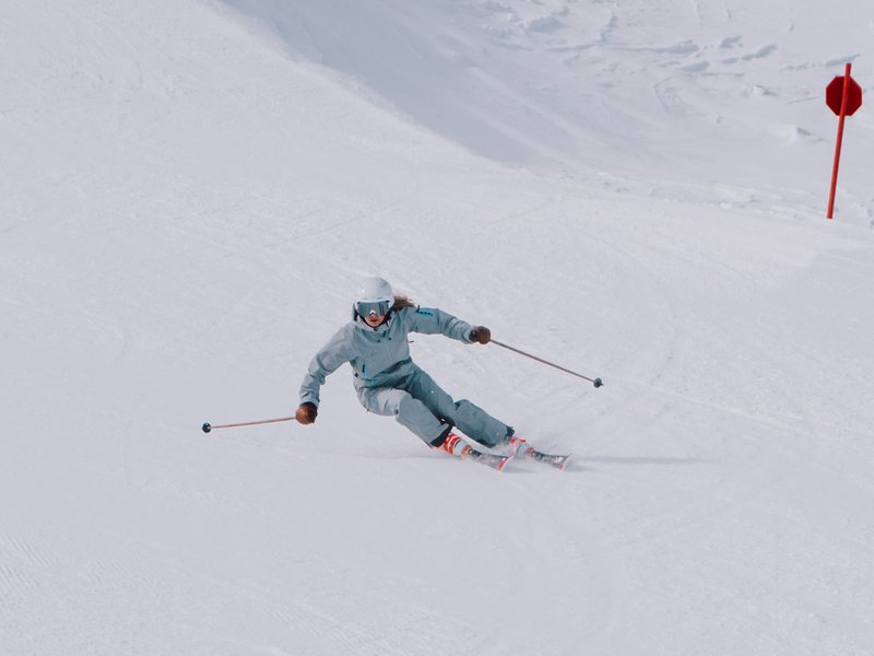 skiing the arlberg