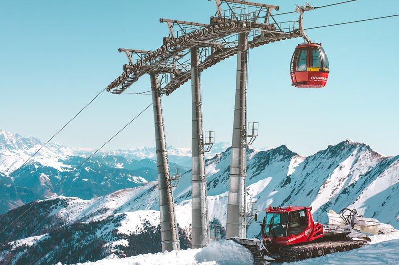 best ski resort in Austria for beginner