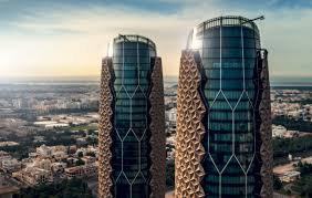 The Al-Bhar Towers