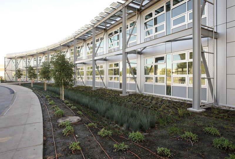 NASA Ames Sustainability Base