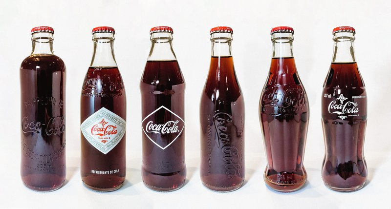 History of the Coca-Cola bottles