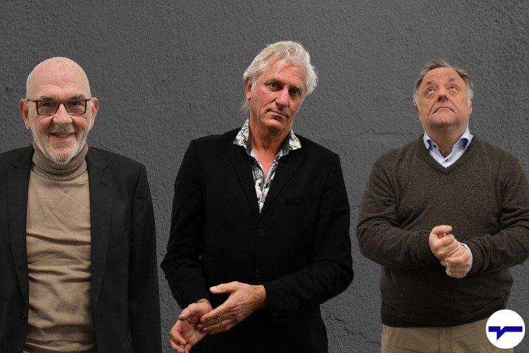 Marc Buelens - Rick De Leeuw - Marc Van Ranst