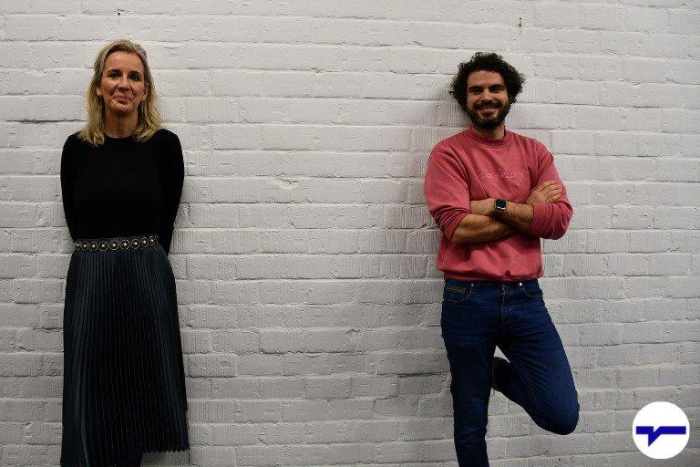 Elke Geraerts en Riadh Bahri