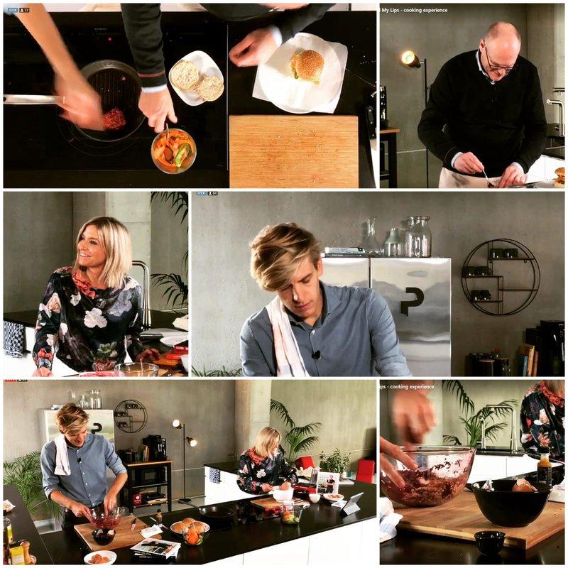 Samen koken met Michaël Sels