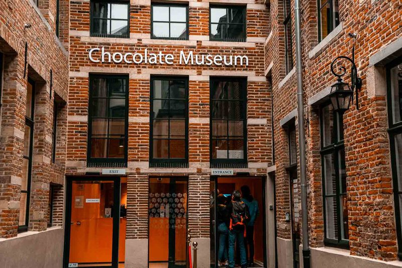 Student life with COVID-19 restrictions - Chocolate Museum