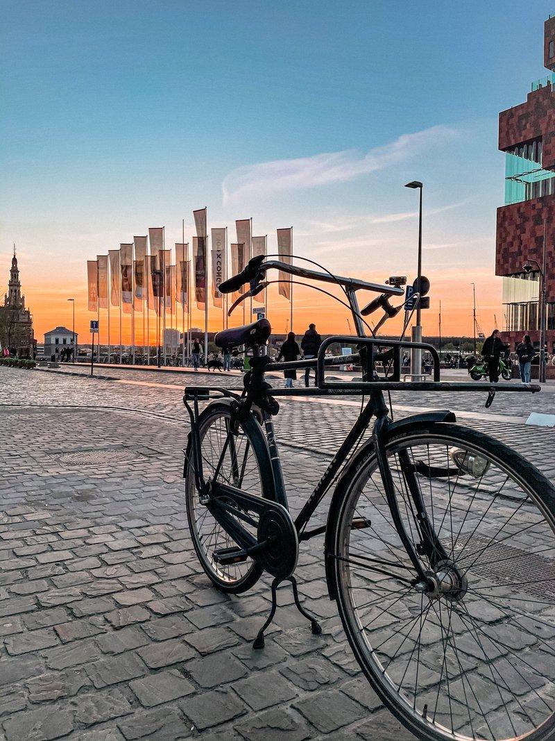 Things to do in Antwerp - Bike around