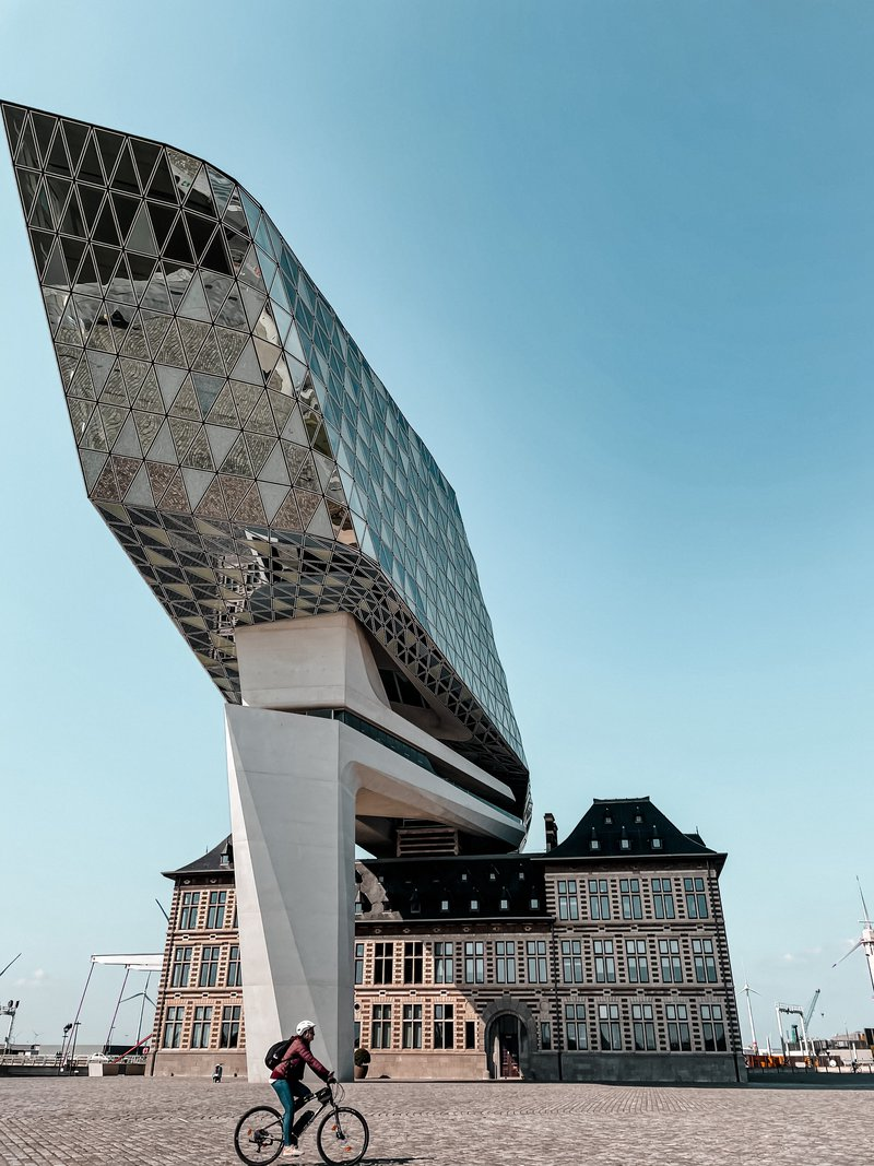 Things to do in Antwerp - Admire The Port House