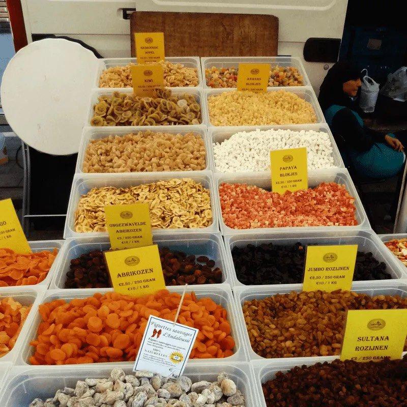 Things to do in Antwerp - Exotic Food Market