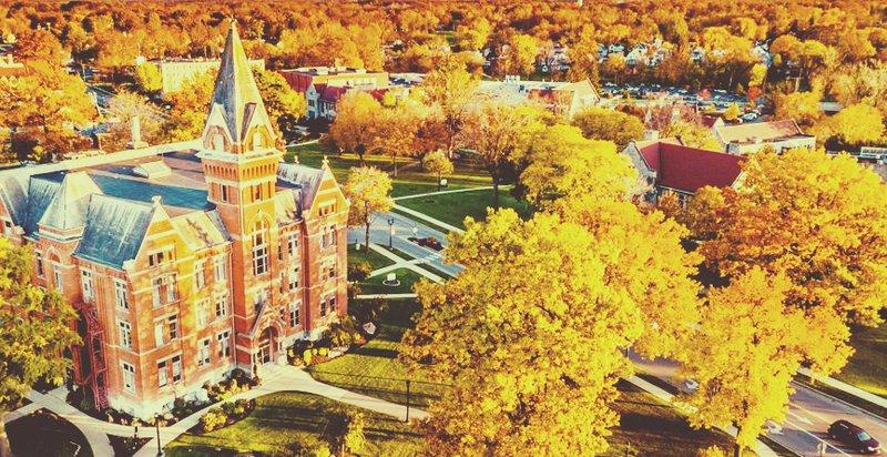 Best University in the best German student city